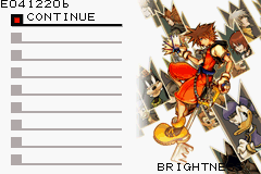 Kingdom Hearts Chain of Memories European Debug Menu 3.png