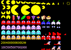 Pac-Man Plus Comparable Sprite Sheet.png