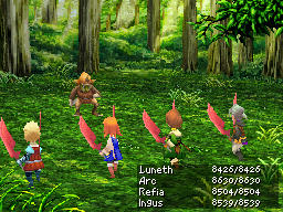 Final Fantasy III (DS) - Adaman Sword - Bottom Screen.png
