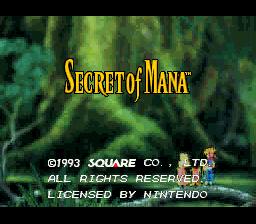 secret of mana 2 rom