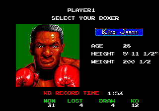 Totally not Mike Tyson.