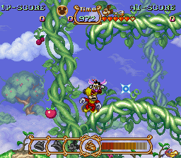 Proto:The Magical Quest starring Mickey Mouse - The Cutting