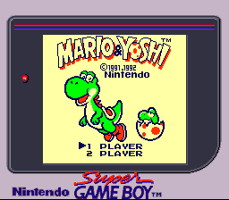 Mario & Yoshi SGB Palette Title.png