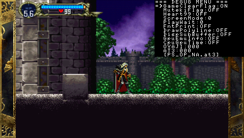 castlevania symphony of the night psp download