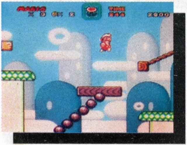 Prerelease:Super Mario World (SNES) - The Cutting Room Floor
