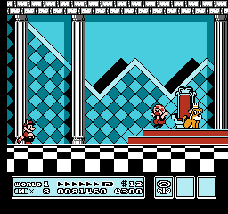 Super Mario Bros  3/Version differences - The Cutting Room Floor