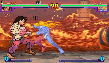 Room Street Fighter