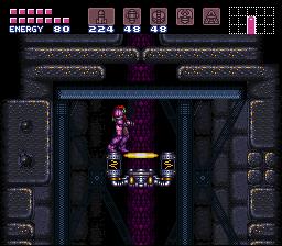Super Metroid - The Cutting Room Floor