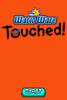WarioWare: Touched! - The Cutting Room Floor