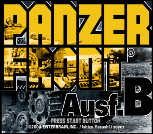 Panzer Front Ausf.B Title.PNG