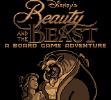 Beauty and the Beast - A Board Game Adventure SGB Title.png