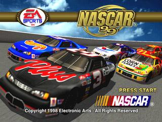 NASCAR 99 (PlayStation) - The Cutting Room Floor
