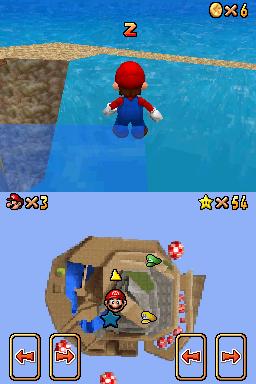 Super Mario 64 DS - The Cutting Room Floor