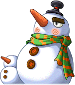 Maplestory - Talking Snowman Stand Sprite.png