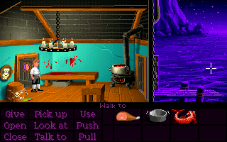 The Secret of Monkey Island (DOS) - The Cutting Room Floor