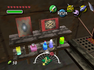 zelda ocarina of time gamecube emulator