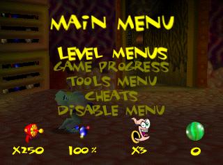 Earthworm Jim 3D (Nintendo 64) - The Cutting Room Floor