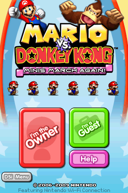 Mario vs  Donkey Kong: Minis March Again! - The Cutting Room