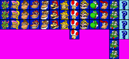 Diddy Kong Pilot 2001 Unused Characters Icons.png