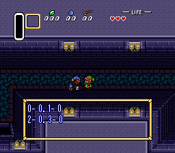 The Legend Of Zelda A Link To The Past The Cutting Room Floor