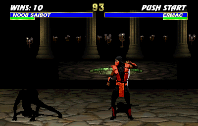 Ultimate Mortal Kombat 3 (Arcade)
