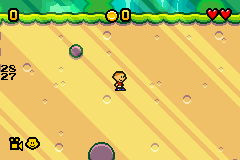Go! Go! Beckham! - Adventure on Soccer Island E GBA POSITION.png