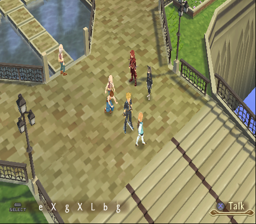 Tales Of The Abyss Playstation 2 The Cutting Room Floor