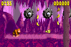 Donkey Kong Country (Game Boy Advance) - The Cutting Room Floor