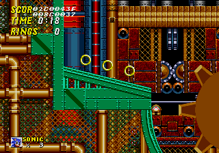 Rings placed via Debug Mode to show how they would have looked in the prototype layout.