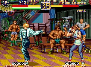 Art of Fighting 2 (Arcade) - The Cutting Room Floor
