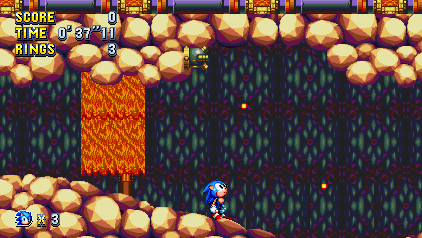 Sonic Mania - The Cutting Room Floor