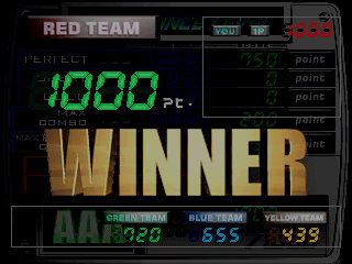 DDR Solo Bass Mix (Arcade) Unused Result Screen.png