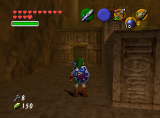 OoT-Fire Temple Entrance.png