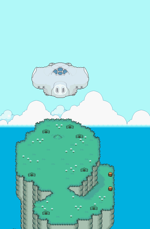 Mother3 Mothership island.PNG