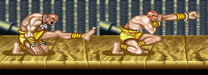 Street Fighter Collection 2 psx dhalsim unused moves.png