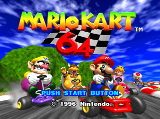 Mario Kart 64 The Cutting Room Floor