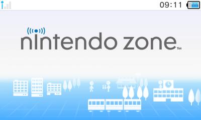 Nintendo Zone (Nintendo 3DS) - The Cutting Room Floor
