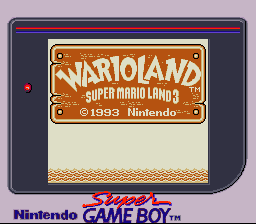 Wario Land - Super Mario Land 3 SGB Palette Title.png
