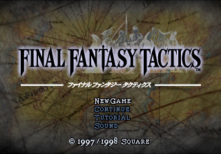 Final Fantasy Tactics - The Cutting Room Floor