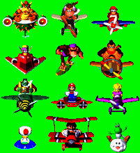 Diddy Kong Pilot 2001 Unused Character Select Sprites.png