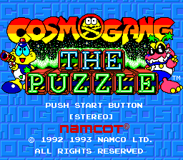 Cosmo Gang The Puzzle SFC title.png