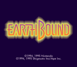 EarthBound - The Cutting Room Floor