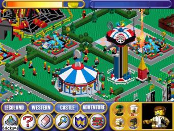 Legoland Game