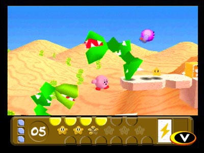Kirby 64 - The Crystal Shards Nintendo 64 Downloads