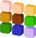 Poptropica Early Skin Colors.png