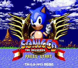 Sonic The Hedgehog Cd Sega Cd The Cutting Room Floor