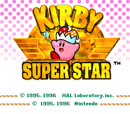 Kirby Super Star The Cutting Room Floor