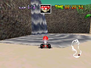 Mario Kart 64 - The Cutting Room Floor