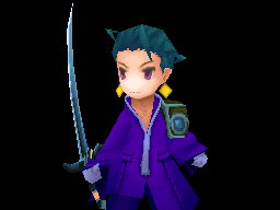 Final Fantasy III (DS) - Desch Holding Sword - Bottom Screen.png