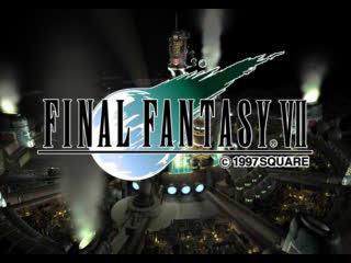 Final Fantasy VII - The Cutting Room Floor